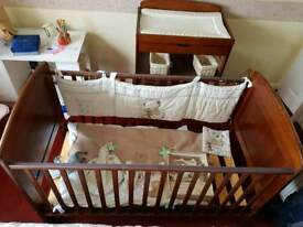 Cot/bed for sale