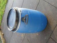 Canoe Dry Storage Barrel