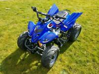 Quad Bike - Kazuma Falcon Delux 90cc