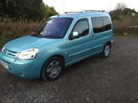 Citroen berlingo multi space hdi Skoda fabia px