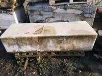 Concrete Bench / Block / Boulder