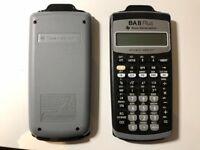 CFA Calculator BAII Plus