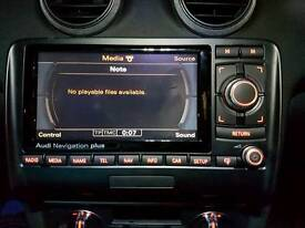 Audi TTRS TTS TT LED RNS E SAT NAV DVD CD MP3