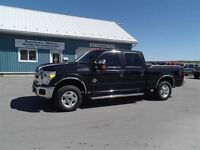 2011 Ford F-250 XLT,DIESEL,CREW,SHORT,4X4,4 NEW MICHELIN TIRES!!