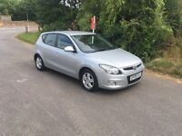 £30 tax - Hyundai i30 Comfort Cdi - Lovely throughout - New MOT with no advisories - Service history