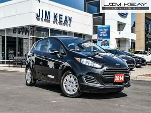 2014 Ford Fiesta SE 5 DOOR HATCHBACK*1.6L*AUTOMATIC*BLOCK HEATER