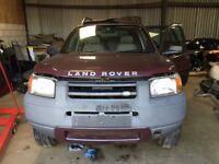 Land Rover Freelander MK1,1998 Diesel for spares