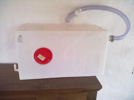 Water Tank 80 litres Suitable For Live-In Vehicle Conversion