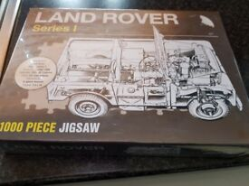 New jigsaw puzzles sealed