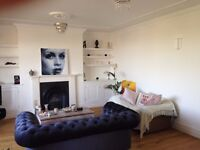 Luxury apartment in quiet area of Portishead with a balcony and Seaview's