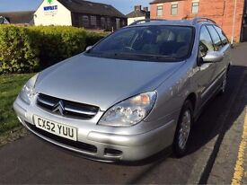 Citroen C5 2.0 HDi LX 5dr Estate 3 Previous Owner