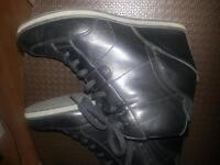 Geox leather shoes size 9