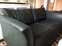 FREE SOFA AND CHAIR -LEATHER