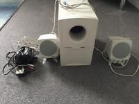 Boston Acoustics PC sound system