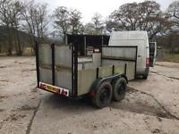 Ifor Williams 10ft x 5ft trailer