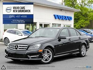 2012 Mercedes-Benz C-Class C300 4MATIC! HEATED LEATHER! SUNROOF!