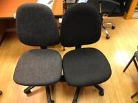 Office chair £10 Black one