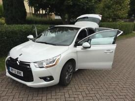 Citroen DS4 E-HDI Airstream DSTYLE 38k FSH 2013