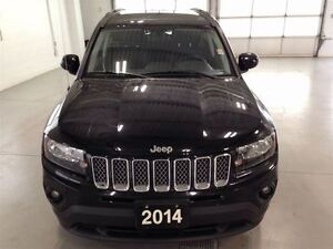 2014 Jeep Compass NORTH EDITION| HEATED SEATS| CRUISE CONTROL| A Cambridge Kitchener Area image 11