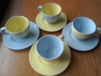 40 x Cup & Saucers for sale, just 50p per cup & saucer. Catering or for home.