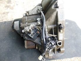 RENAULT 5 SPEED GEARBOX FOR CLIO,KANGOO,MODUS
