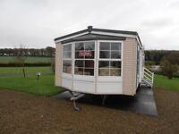 Atlas Ovation Static Caravan 37' x 12' Two Bedroom