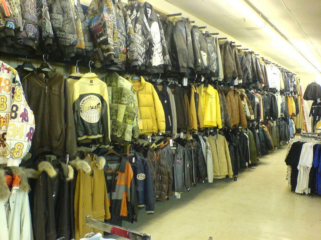 Ma-Garments (Jackets Manufacturer)