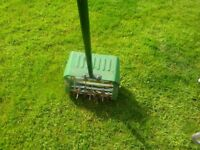 Lawn Aerator for your garden.