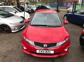 Honda Civic type R GT 2.0 petrol 3 door hatchback