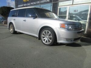 2010 Ford Flex LIMITED AWD 7-PASS W/ ALLOYS & LEATHER