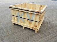 Wooden Crates / Planters / Hay Feeders