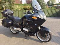BMW R 1100 RT 39000 miles ( yr 2000 )