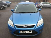 Ford Focus 1.6 Style 5dr 2009 (09 reg), Hatchback (30 days warranty) £1899