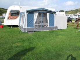 Caravan Porch Awning, Annex and Canopy