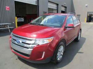 2013 Ford Edge SEL AWD! REAR CAMERA! PARKING SENSORS! HEATED SEA