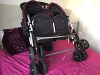 Mothercare Double Pushchair -