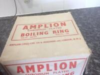 Boiling ring 1930s
