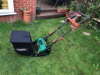 Lawn mower Qualcast