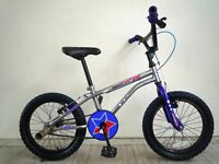 "(1900) 16"" 9"" APOLLO Boys Girls Kids Childs BMX Style Bike Bicycle; Age: 5-7; Height: 105-120 cm"