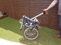 Bickerton folding comuter bike
