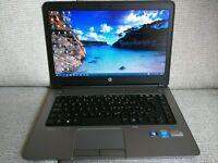 HP ProBook 640 G1 16 GB 2.7 GHz, to 3.4 GHz i5 SSD 6.7 windows index score