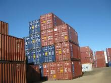 20ft (6m) Shipping Container - WATER tight 0 Melbourne CBD Melbourne City Preview
