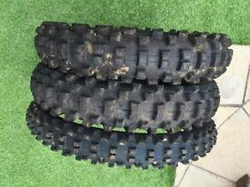 Motocross tyres for sale
