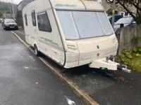 Abbey 216 GTS Caravan