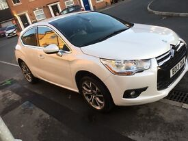 citroen ds4 low milage really nice to drive