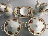 Royal Albert 1962 tableware