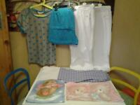 LADIES SIZE 16/18 .. 8 ITEMS OF NIGHTWEAR (4 NEW+UNWORN)