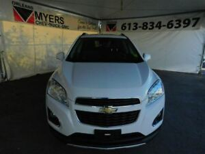 2014 Chevrolet Trax LTZ AWD SUNROOF LEATHER!!!!