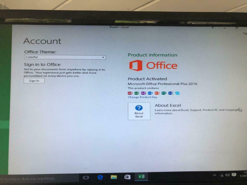 Lenovo DESKTOP COMPUTER i3 Office professional/ windows 10 Pro, ssd hdd,  Wi-fi, 15 second start time | in Witney, Oxfordshire | Gumtree