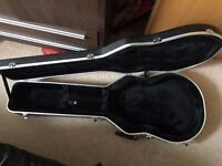 Gator Case - Hard Case for Les Paul style guitars